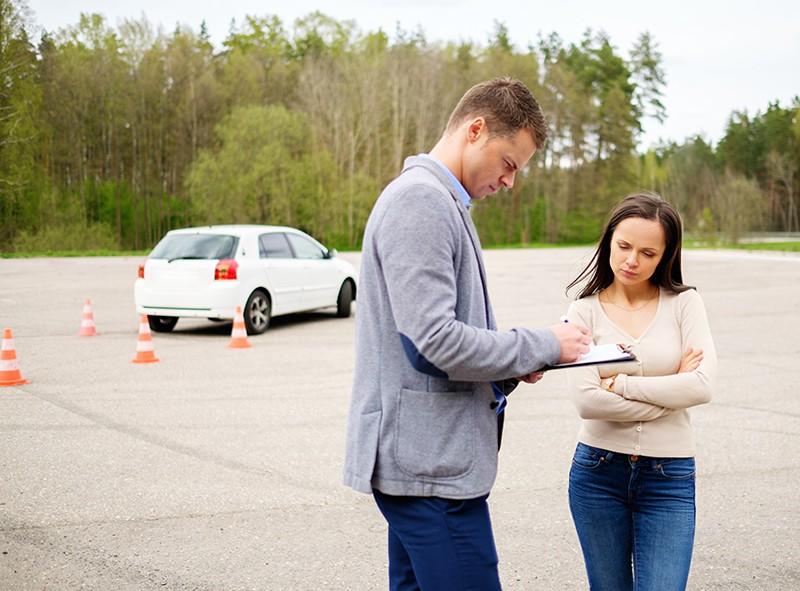 Praktinio vairavimo klausimai
